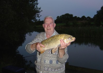 Fishing at the Lakehouse