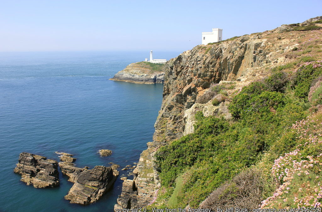 Discovering Anglesey